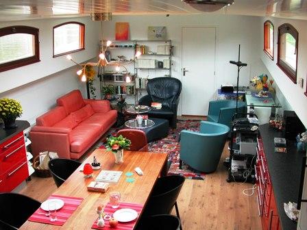 Der Salon: Wohnen wie zuhause